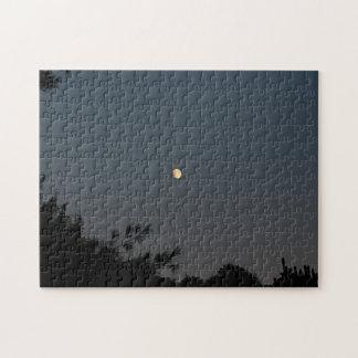アクエリアスの月にワックスを掛けること ジグソーパズル