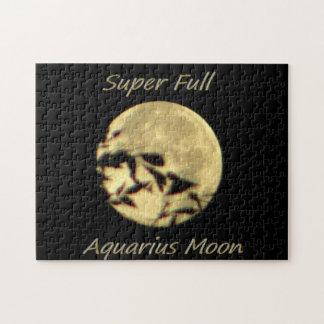 アクエリアスの極度の満月 ジグソーパズル