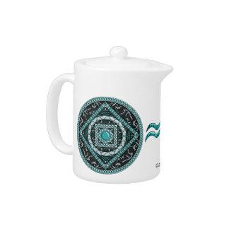 アクエリアスの茶ポット