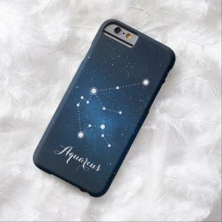 アクエリアスの(占星術の)十二宮図の印の星座 BARELY THERE iPhone 6 ケース
