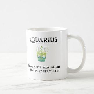 アクエリアス: 精神異常 コーヒーマグカップ