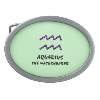 アクエリアスwaterbearerのベルトの留め金 卵形バックル