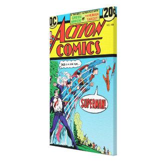 アクション・コミック#426 キャンバスプリント