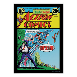 アクション・コミック#426 ポスター
