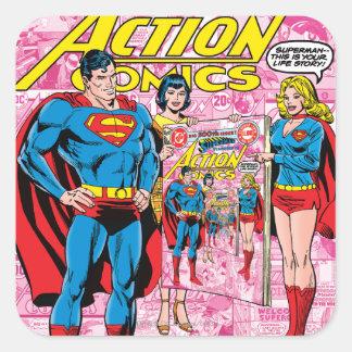 アクション・コミック#500 1979年10月 スクエアシール