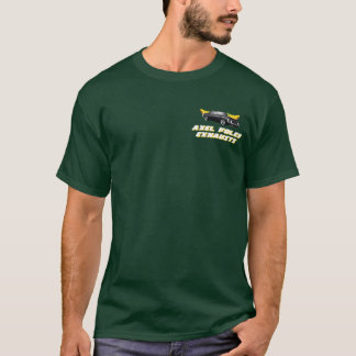 アクセルのFoleyの排気 Tシャツ