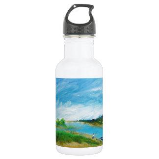 -アクリルビーチからの採取 ウォーターボトル