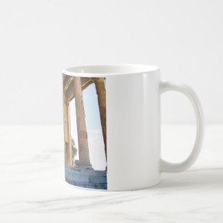 アクロポリスおよびパルテノン-アテネ コーヒーマグカップ