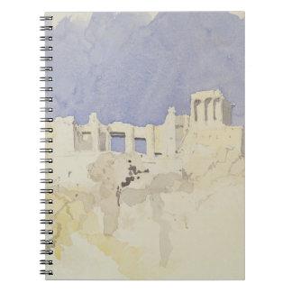 アクロポリスアテネ1994年 ノートブック