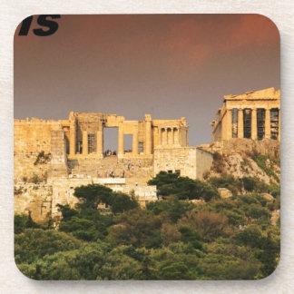 アクロポリス--の--アテネ。 [kan.k] JPG コースター
