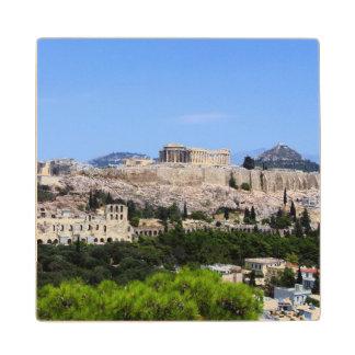 アクロポリス-アテネ ウッドコースター