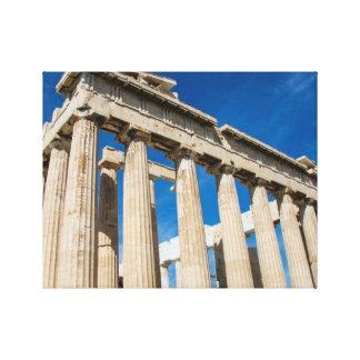アクロポリス、アテネ キャンバスプリント
