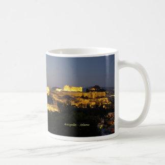 アクロポリス-アテネ コーヒーマグカップ