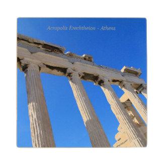 アクロポリスErechtheion -アテネ ウッドコースター