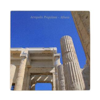 アクロポリスPropylaea -アテネ ウッドコースター