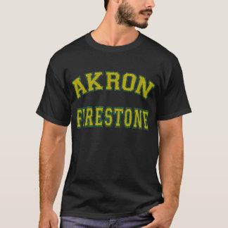 アクロンの耐火石材のTシャツ。 Tシャツ