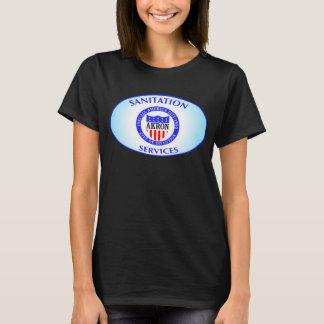 アクロンオハイオ州の公衆衛生はワイシャツを整備します Tシャツ