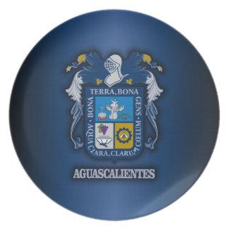 アグアスカリエンテス州 プレート