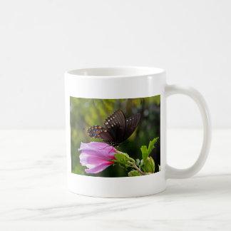 アゲハチョウのマグ コーヒーマグカップ