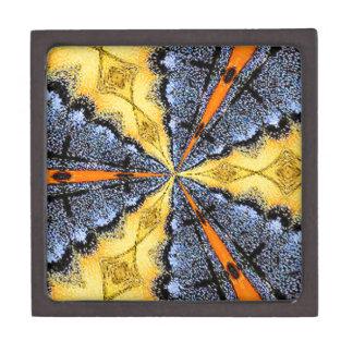 アゲハチョウの円形浮彫り ギフトボックス