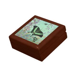 アゲハチョウの夏のギフト用の箱 ギフトボックス