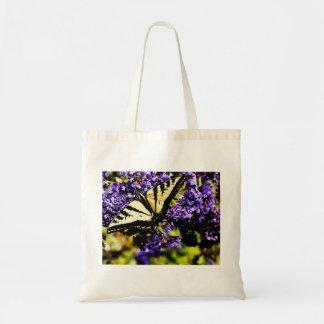 アゲハチョウの蝶トートバック トートバッグ