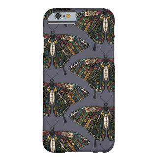 アゲハチョウの蝶薄暗がり BARELY THERE iPhone 6 ケース