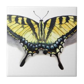 アゲハチョウの蝶 タイル