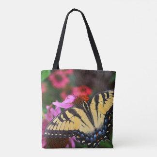 アゲハチョウの蝶 トートバッグ
