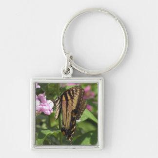 アゲハチョウの蝶keychain キーホルダー