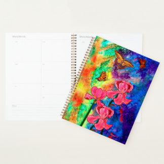 アゲハチョウの魅力(2つのサイズから選んで下さい) プランナー手帳