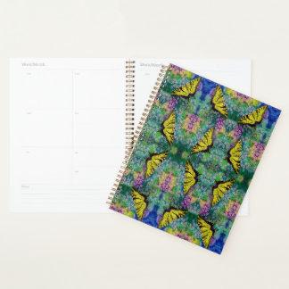 アゲハチョウ(2つのサイズから選んで下さい) プランナー手帳