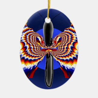 アゲハチョウcopy.jpgFRACTALの蝶イメージ セラミックオーナメント