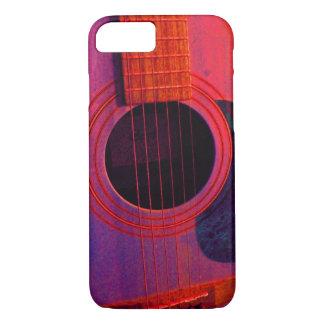 アコースティックギターのやっとそこにiPhone 7の場合 iPhone 8/7ケース