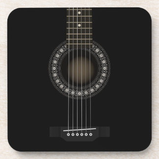 アコースティックギターのコルクのコースター コースター