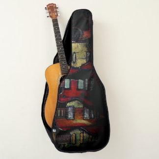アコースティックギターのバッグ、場合(ギターの熱) ギターケース