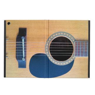 アコースティックギターのDreadnought 6のひも iPad Airケース