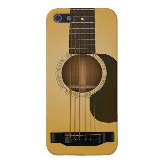 アコースティックギターのiPhone 5/5Sの場合 iPhone 5 ケース