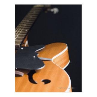 アコースティックギター3 ポストカード