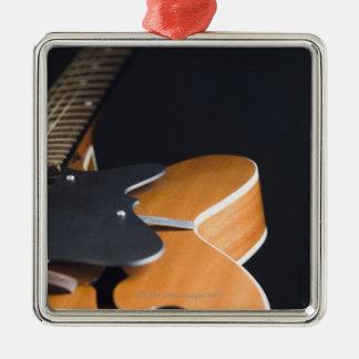 アコースティックギター3 メタルオーナメント