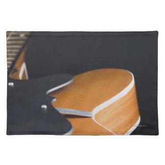 アコースティックギター3 ランチョンマット