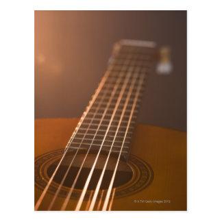 アコースティックギター7 ポストカード