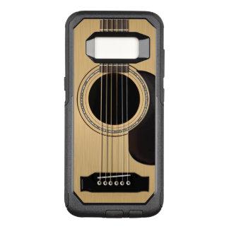 アコースティックギター オッターボックスコミューターSamsung GALAXY S8 ケース