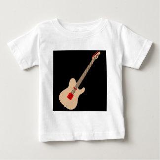アコースティックギター ベビーTシャツ