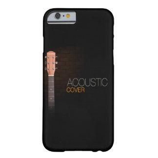 アコースティックギター BARELY THERE iPhone 6 ケース