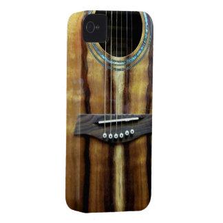 アコースティックギター Case-Mate iPhone 4 ケース