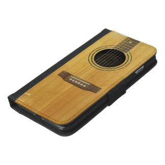 アコースティックギター iPhone 6/6S PLUS ウォレットケース