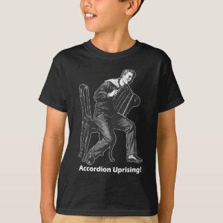 アコーディオンの反乱! Tシャツ