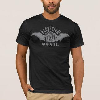 アコーディオンの悪魔のTシャツ Tシャツ