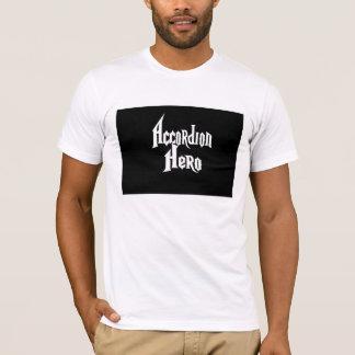 アコーディオンの英雄 Tシャツ